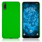 Hardcase Y7 Pro 2019 (Enjoy 9) rubberized green Cover