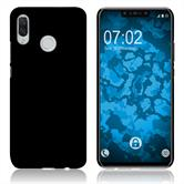 Hardcase Nova 3 rubberized black Cover