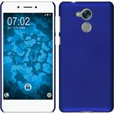 Hardcase Nova Smart (Honor 6c) rubberized blue Case