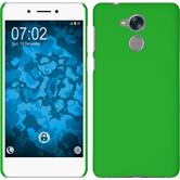 Hardcase Nova Smart (Honor 6c) rubberized green Case