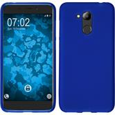 Silicone Case Honor 6C Pro matt blue Case