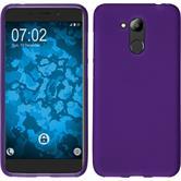 Silicone Case Honor 6C Pro matt purple Case