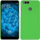 Hardcase Honor 7x rubberized green Case