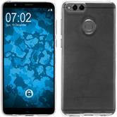 Silicone Case Honor 7x transparent Crystal Clear Case