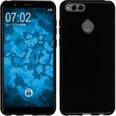 Silicone Case Honor 7x  black Case