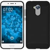 Silikon Hülle Honor 6a Ultimate grau Case