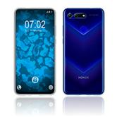Silicone Case Honor View 20 transparent Crystal Clear Cover