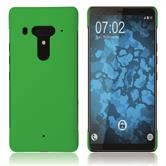 Hardcase U12+ rubberized green Cover