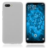 Silikon Hülle Honor 10 matt clear Case