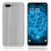 Silikon Hülle Honor 10 transparent Crystal Clear Case