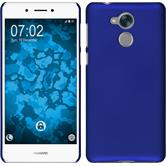 Hardcase Nova Smart (Honor 6c) gummiert blau Case