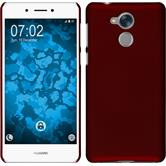 Hardcase Nova Smart (Honor 6c) gummiert rot Case