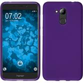 Silicone Case Honor 6C Pro matt purple Case