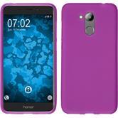 Silicone Case Honor 6C Pro matt hot pink Case