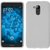 Silicone Case Honor 6C Pro matt white Case