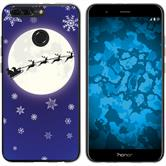 Huawei Honor 8 Pro Silicone Case Christmas X Mas M4
