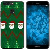 Huawei Honor 8 Pro Silikon-Hülle X Mas Weihnachten  M7
