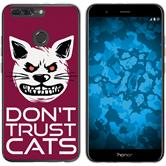 Huawei Honor 8 Pro Silicone Case Crazy Animals M1