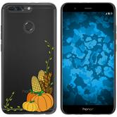 Huawei Honor 8 Pro Silicone Case autumn M5