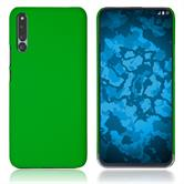 Hardcase Honor Magic 2 rubberized green Cover