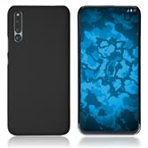 Hardcase Honor Magic 2 gummiert schwarz Cover