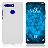 Hardcase Honor View 20 rubberized white Cover