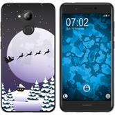 Huawei Nova Smart (Honor 6c) Silicone Case Christmas X Mas M5