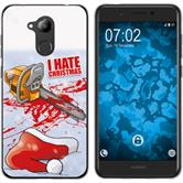Huawei Nova Smart (Honor 6c) Silicone Case Christmas X Mas M8