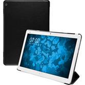 Lederhülle MediaPad M3 Lite 10.0 Tri-Fold schwarz Case
