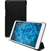 Leather Case MediaPad M3 Lite 8.0 Tri-Fold black Case