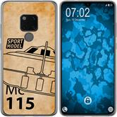 Huawei Mate 20 Silicone Case  M1