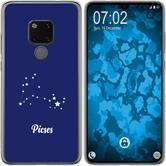 Huawei Mate 20 Silicone Case Zodiac M1