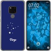 Huawei Mate 20 Silicone Case Zodiac M2