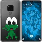 Huawei Mate 20 Silicone Case Cutiemals M2