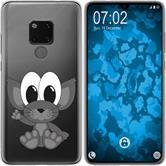 Huawei Mate 20 Silicone Case Cutiemals M5