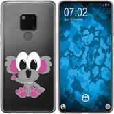 Huawei Mate 20 Silicone Case Cutiemals M6