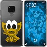 Huawei Mate 20 Silicone Case Cutiemals M7