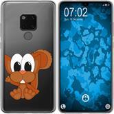 Huawei Mate 20 Silicone Case Cutiemals M8