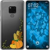 Huawei Mate 20 Silicone Case autumn M5