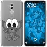 Huawei Mate 20 Lite Silicone Case Cutiemals M5