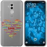 Huawei Mate 20 Lite Silicone Case pride M5