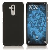 Hardcase Mate 20 Lite rubberized black Cover