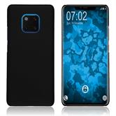Hardcase Mate 20 Pro rubberized black Cover