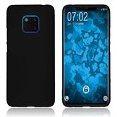 Silicone Case Mate 20 Pro matt black Cover