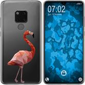 Huawei Mate 20 Silicone Case vector animals M2