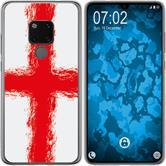 Huawei Mate 20 Silicone Case WM England M4