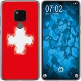 Huawei Mate 20 Silicone Case WM Switzerland M10