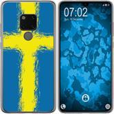 Huawei Mate 20 Silicone Case WM Sweden M12