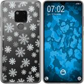 Huawei Mate 20 Silicone Case Christmas X Mas M2