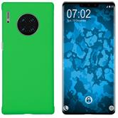 Hardcase Mate 30 Pro rubberized green Cover